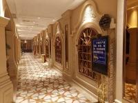 福州钻石年代国际娱乐会所装饰贴金