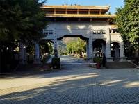 福州圣泉陵园贴金工程