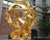 南平雕塑贴金