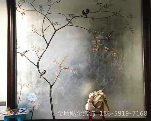 福州金箔装饰